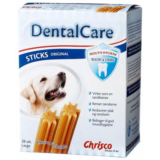Chrisco - DentalCare sticks large 28-pak