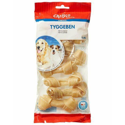 Chrisco - Tyggeben 10 cm 8-pak