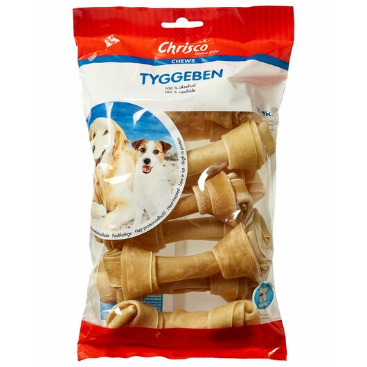 Chrisco - Tyggeben 15 cm 10-pak