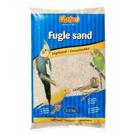 Chrisco - Fuglesand 2,5 kg