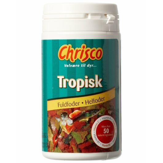 Chrisco - Tropisk basisfoder 20 g