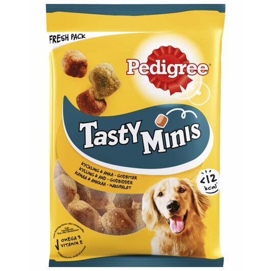 Pedigree - Tasty Minis med kylling og and 130 g