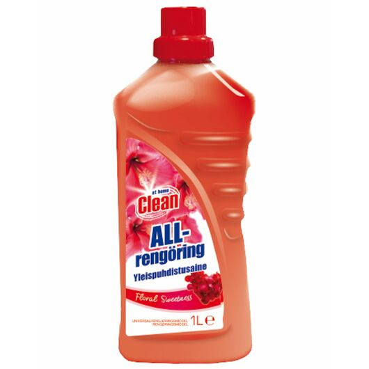 At Home Clean - Universalrengøring 1 L - Floral