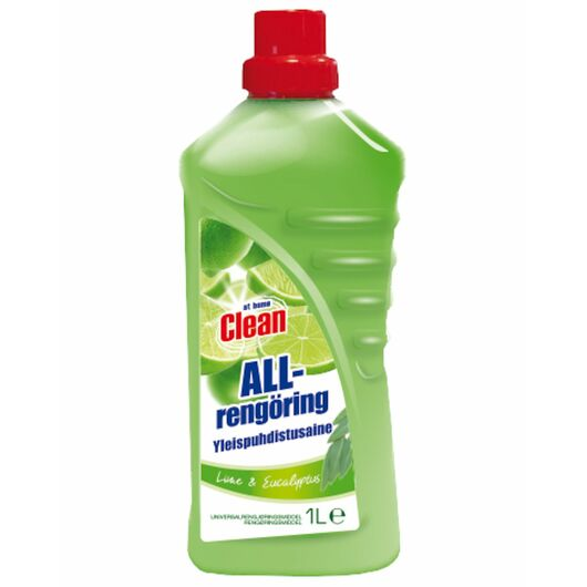 At Home Clean - Universalrengøring 1 L - Lime