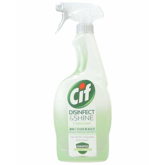 Cif - Universalspray Disfect & shine 750 ml