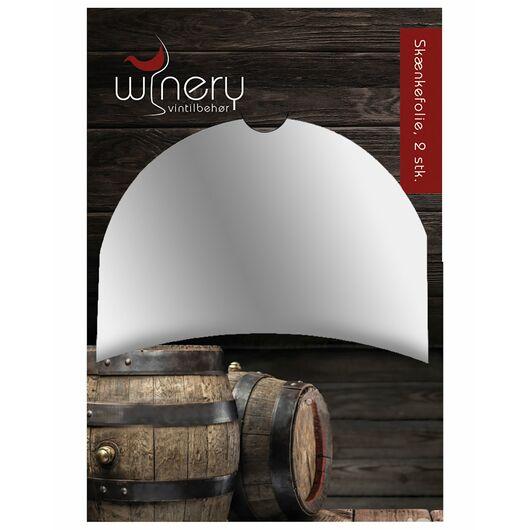 Winery skænkefolie 2-pak