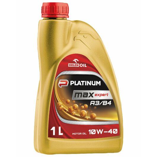 ORLEN Plantinum - Motorolie A3/B4 10W-40 1 liter