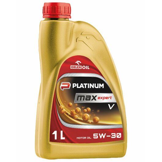 ORLEN Plantinum - Motorolie V 5W-30 1 liter