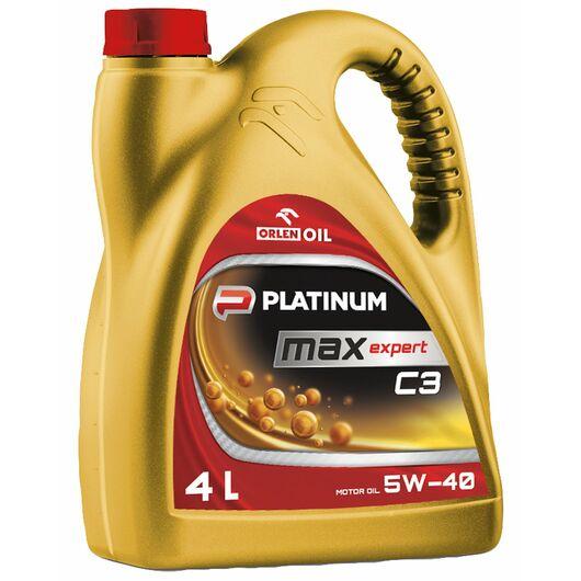 ORLEN Plantinum - Motorolie C3 5W-40 4 liter