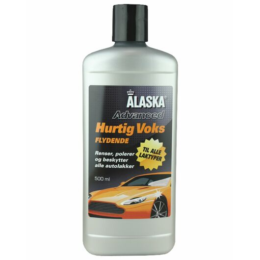 Alaska - Hurtig voks 500 ml