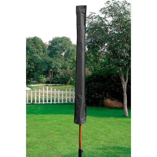 Parasolovertræk til Ø. 400 cm sort