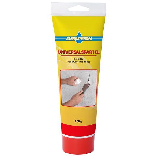 Droppen universalspartel 250 g