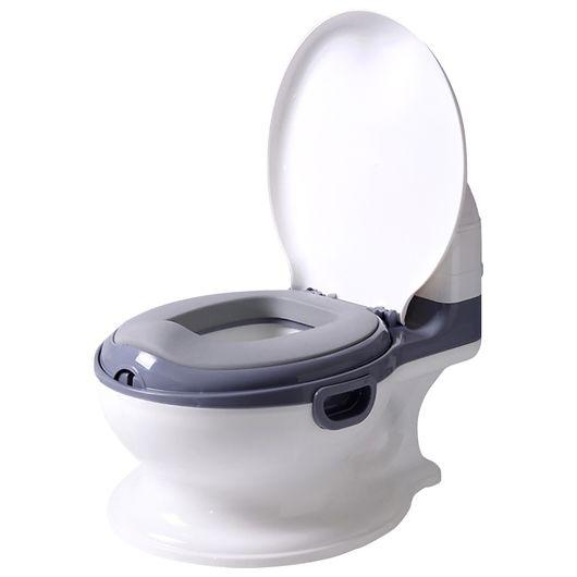 We Care Kids toiletpotte - hvid/grå