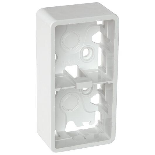 LK FUGA - Underlag 2 modul hvid