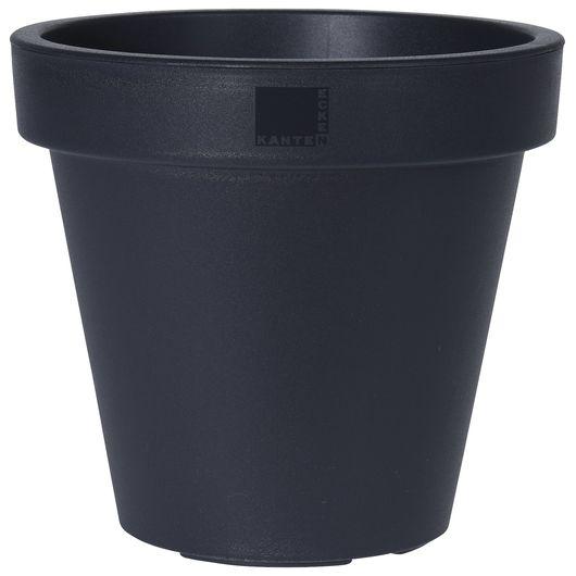Plantekrukke antracitgrå - Ø. 20 cm