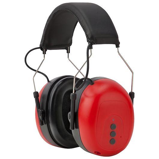 Høreværn med bluetooth og Hi-Fi sound