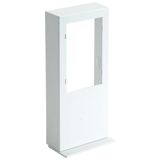 Tangent panelunderlag 1½ modul hvid