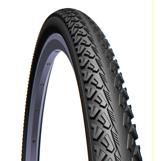 Busetto - Cykeldæk 700 x 38C punkterfrit 3,5 mm