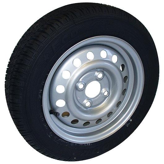 Trailerhjul 155R13