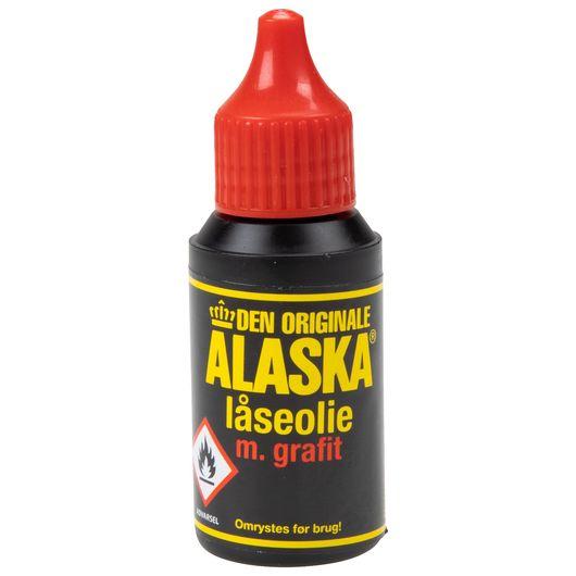 Alaska låseolie med grafit