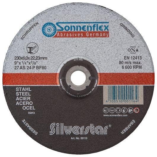 Sonnenflex Ø. 230 x 6,0 10 stk.
