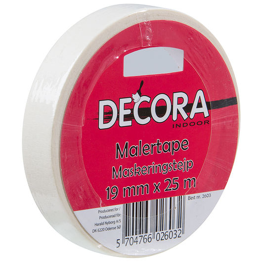 Decora malertape 19 mm x 25 m