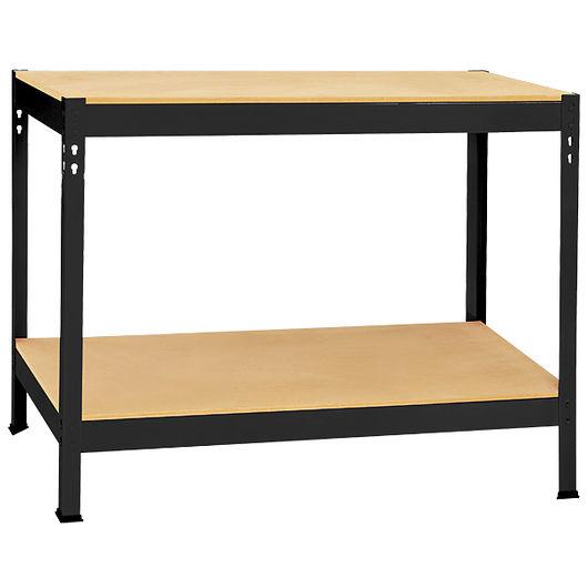 Mitsutomo arbejdsbord med hylde