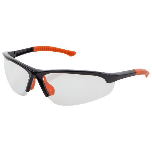 Sikkerhedsbrille med klart glas
