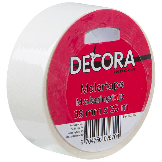 Decora - Malertape 38 mm x 25 m