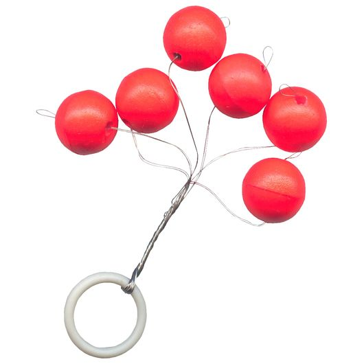 FTM - Pilotkugler - Rød 12 mm