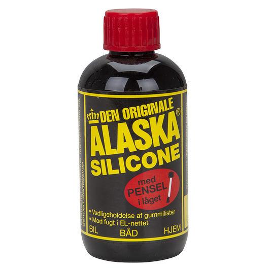 Alaska silikone + pensel 100 ml