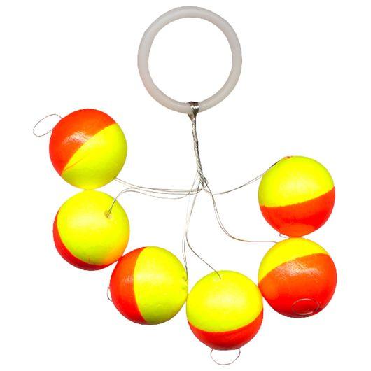 FTM Pilotkugler - Rød og gul 12 mm