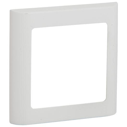 LK FUGA - Design ramme SOFT 63 1 modul hvid