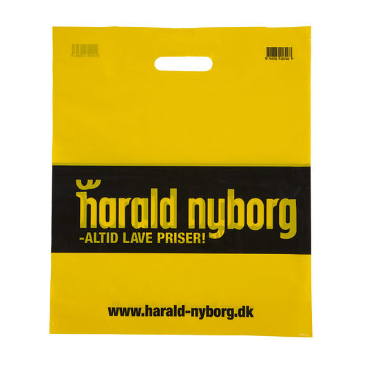 Harald Nyborg - Pose lille