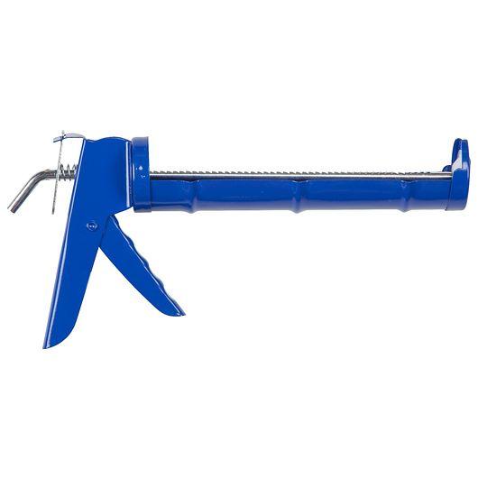 Fugepistol blå