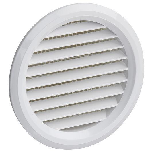 Ventilationsrist Ø. 80 mm 2-pak