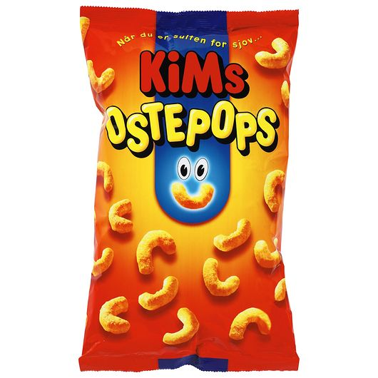 KiMs - Ostepops - 75 g