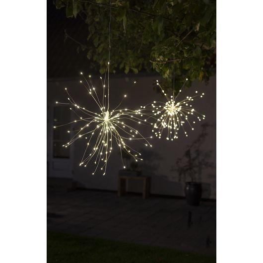 Lysstjerne IP44 150 LED