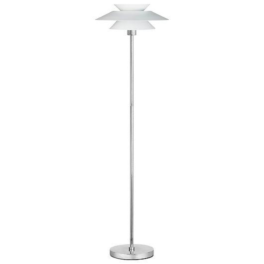 BRIGHT DESIGN - Gulvlampe Genoa E27 Ø.40 cm - hvid