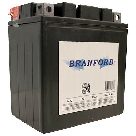 MC-batteri 10Ah +højre