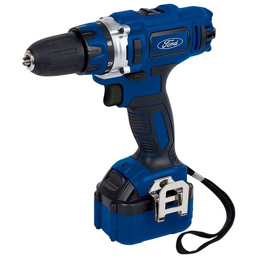 Ford bore-/skruemaskine 18 V 1,5 Ah
