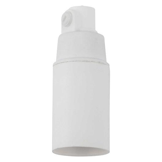 Mignonfatning E14 hvid