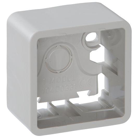FUGA underlag 1 modul grå