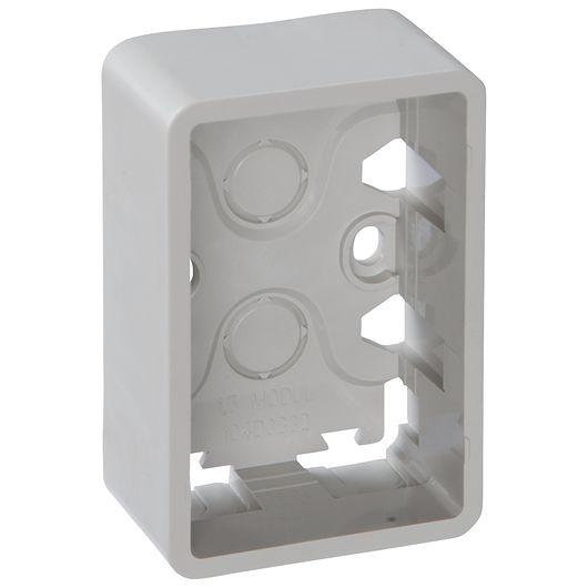 FUGA underlag 1½ modul grå