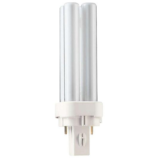 Philips lysrør 10W G24D-1 2 pin