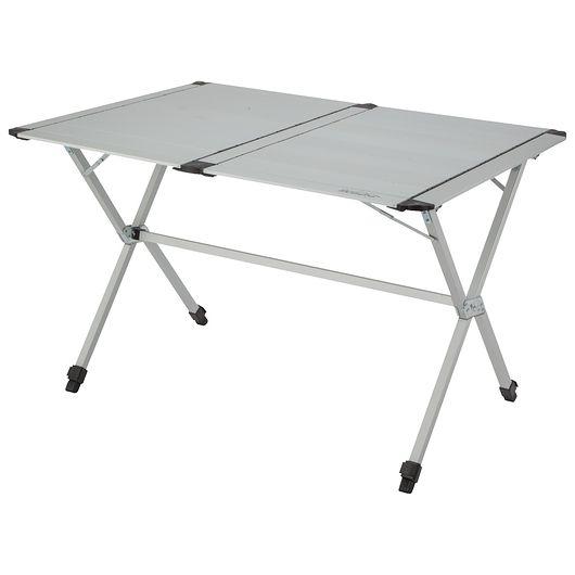 Campingbord justerbar ben 80 x 115 cm