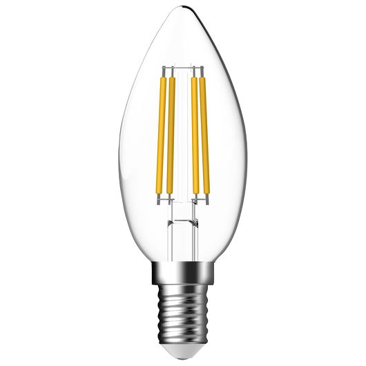 Cosna - LED 4W E14 C35 filament