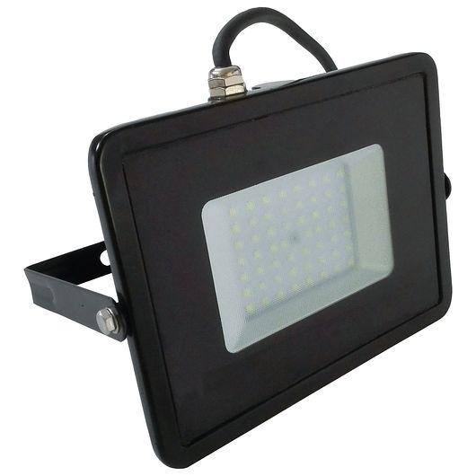 Sartano - Projektør med LED 50 W sort aluminium