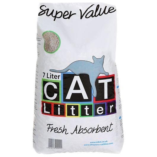 Kattegrus 7 liter