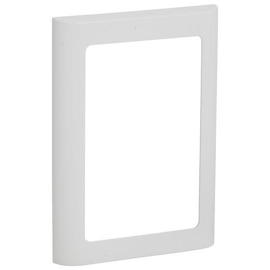 LK FUGA - Design ramme SOFT 63 1 ½ modul hvid